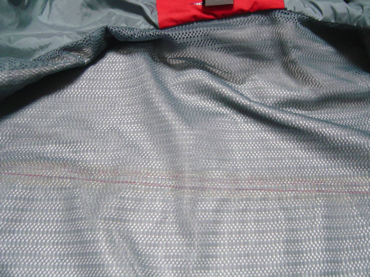 パタゴニア patagonia ストームジャケット das チリレッド 赤 99年 BTC シェル フェイス xs ジャケット ナイロン ノース xs_画像8