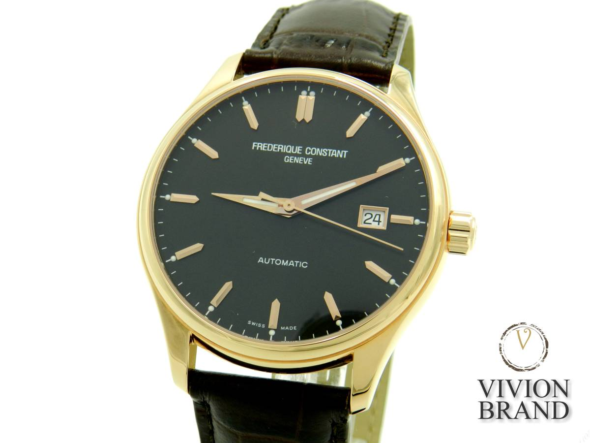 ◆新品◆送料無料◆ 正規品 FREDERIQUE CONSTANT フレデリックコンスタント 303C5B4 インデックス メンズ 時計