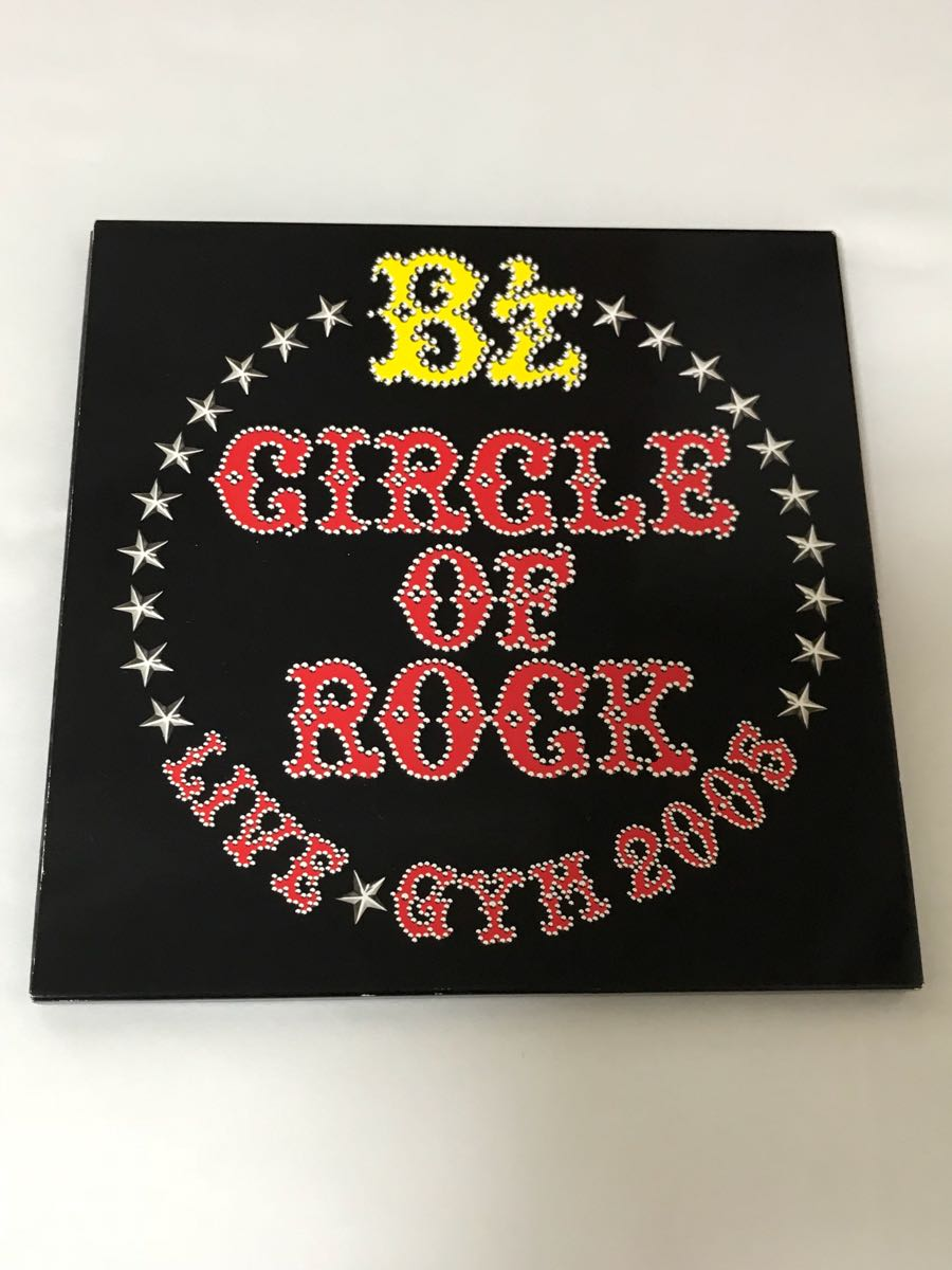 B'z ツアー パンフレット B'z LIVE-GYM 2005 CIRCLE OF ROCK