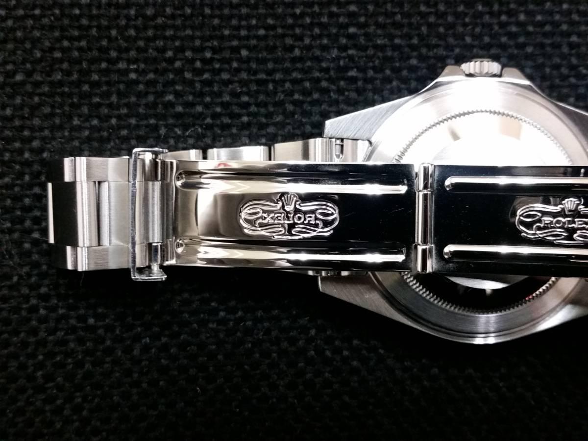◆(美品)ロレックス GMTマスターⅡ 16710 Z番 Cal.3186 OH済み ◆_画像7