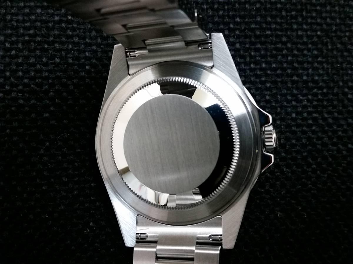◆(美品)ロレックス GMTマスターⅡ 16710 Z番 Cal.3186 OH済み ◆_画像6