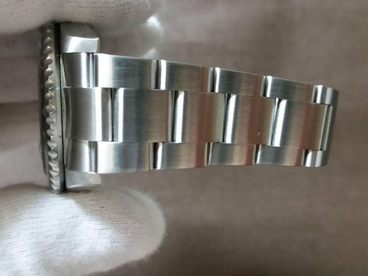 ◆(美品)ロレックス GMTマスターⅡ 16710 Z番 Cal.3186 OH済み ◆_画像8