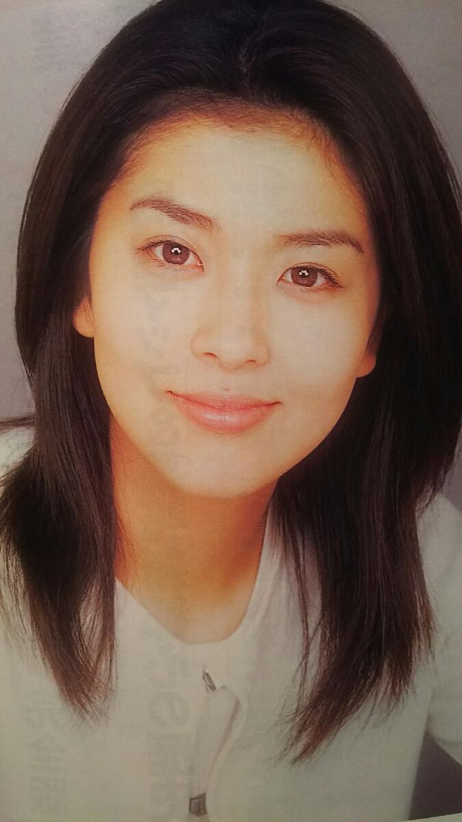 松たか子・堂本光一【千葉ウォーカー】1999年 No.8