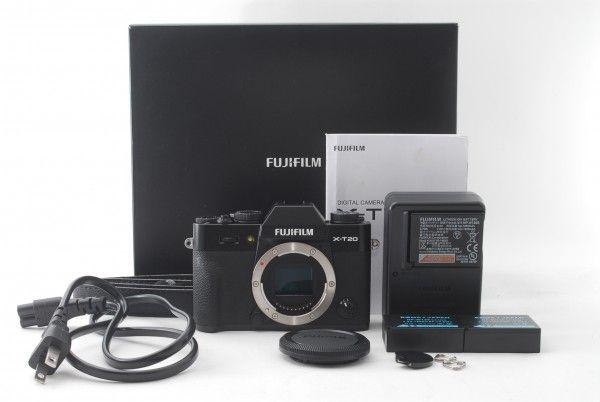 ★新品級!★ Fujifilm フジフィルム X-T20 ボディ 231660