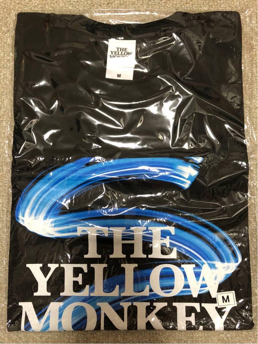 THE YELLOW MONKEY SUPER JAPAN TOUR 2016 アリーナツアー Tシャツ Mサイズ イエローモンキー イエモン ライブグッズの画像