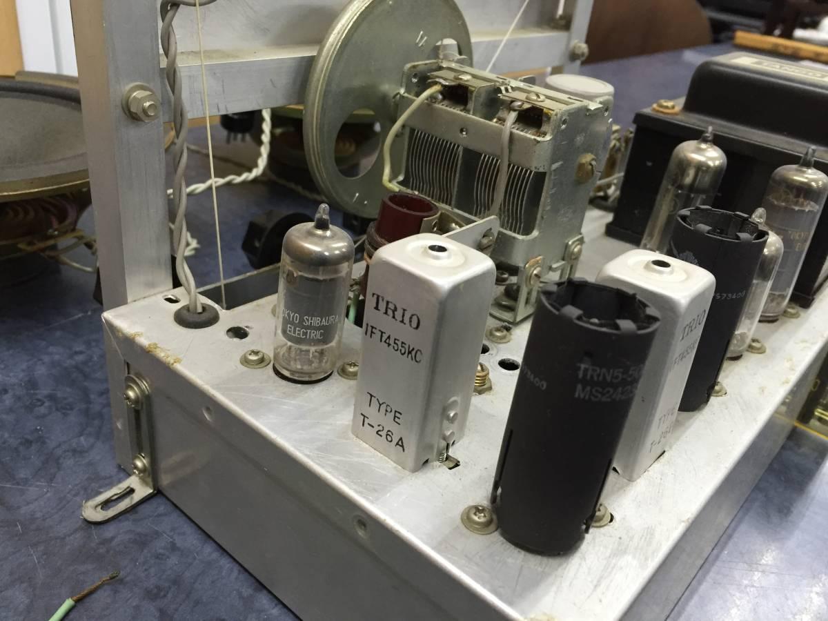 ◆【真空管 ラジオ 自作 タンゴ TANGO トランス PH-70】◆通電確認済_画像5