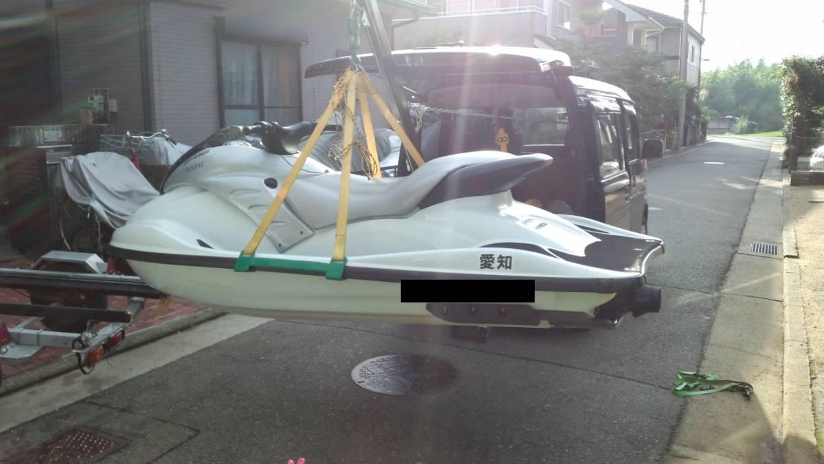 「【送料無料】☆ジェット &トレーラルボート専用の電動ヒッチクレーン ヤ」の画像2