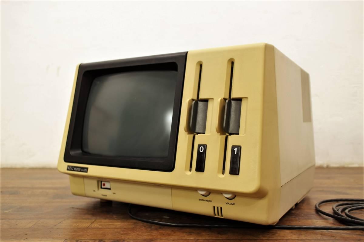 NEC パーソナルコンピュータ N5200 モデル05 ターミナルコントローラ N5231-01 元箱付 モニター パソコン_画像2