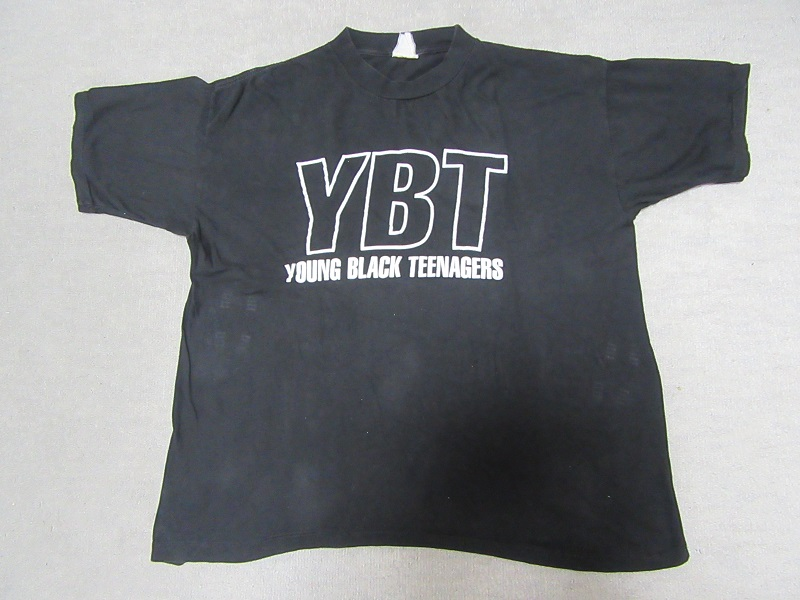 90s YOUNG BLACK TEENAGERS TシャツXL