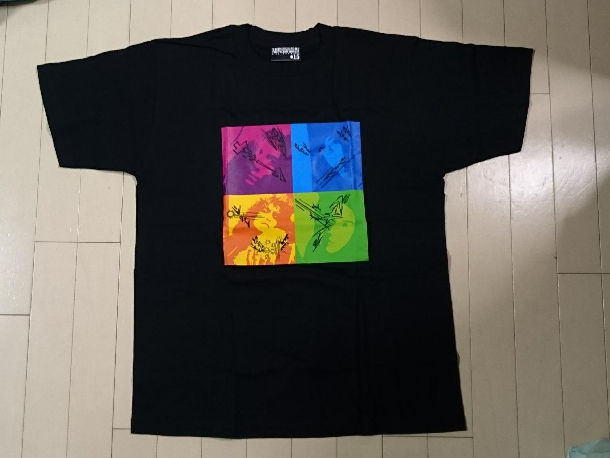 【超レア】イエモン 「あしたのショー」Tシャツ メカラウロコ15  ライブグッズの画像