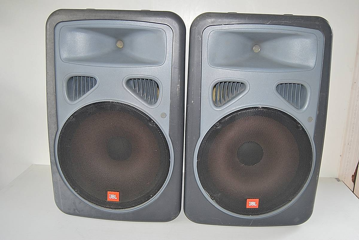 JBL EON15 スピーカー PA機器 USA 音出し確認済_画像1