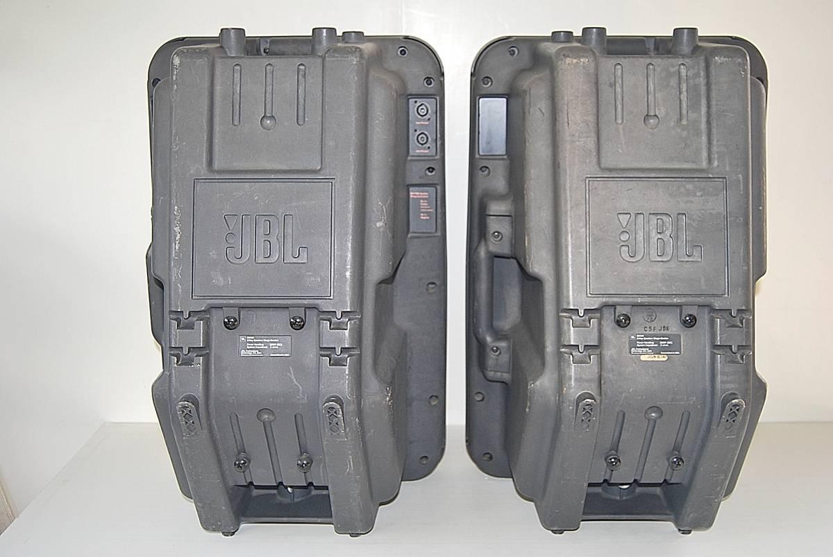 JBL EON15 スピーカー PA機器 USA 音出し確認済_画像3
