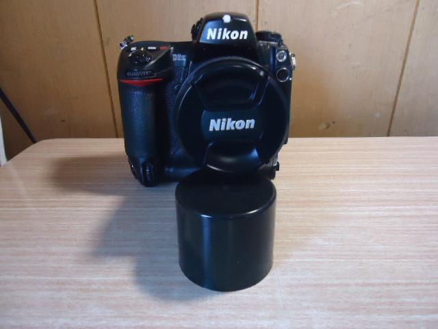 (3と)Nikon D2H デジタルカメラ 部品取り用