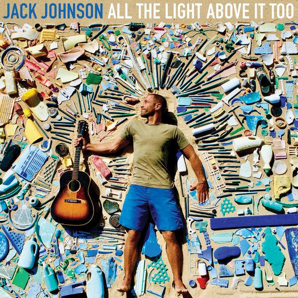 ★新品LP 最新作 JACK JOHNSON / ALL THE LIGHT ABOVE IT TOO ジャックジョンソン