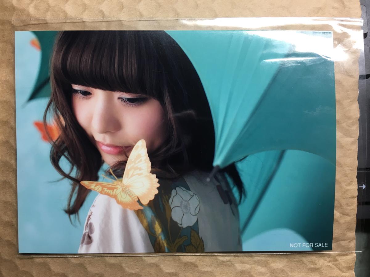 【美品】豊崎愛生 ぼくを探して ゲーマーズ 生写真 ブロマイド スフィア 送料140