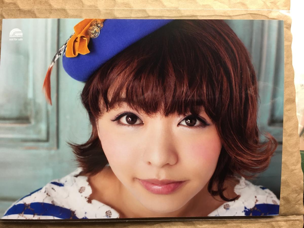 【美品】豊崎愛生 フリップフロップ アニメイト 生写真 ブロマイド スフィア 送料140 数2