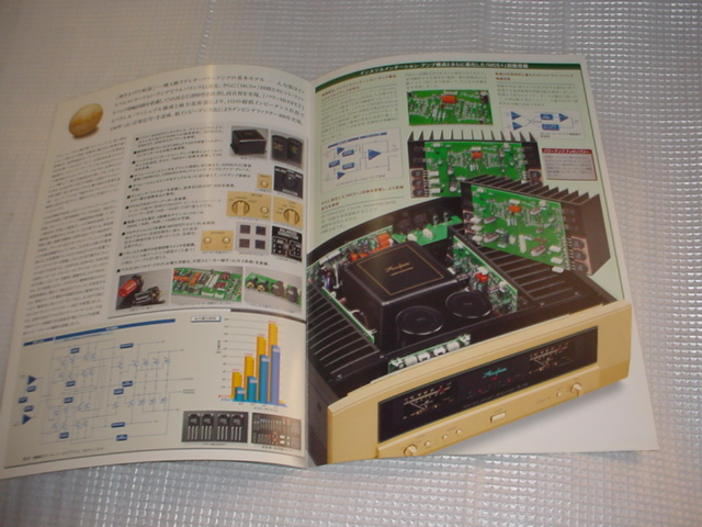 prompt decision!2014 year 5 month Accuphase A-36 catalog