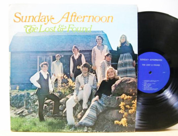 The Lost & Found - Sunday Afternoon 自主盤クリスチャンソフトロック_画像2
