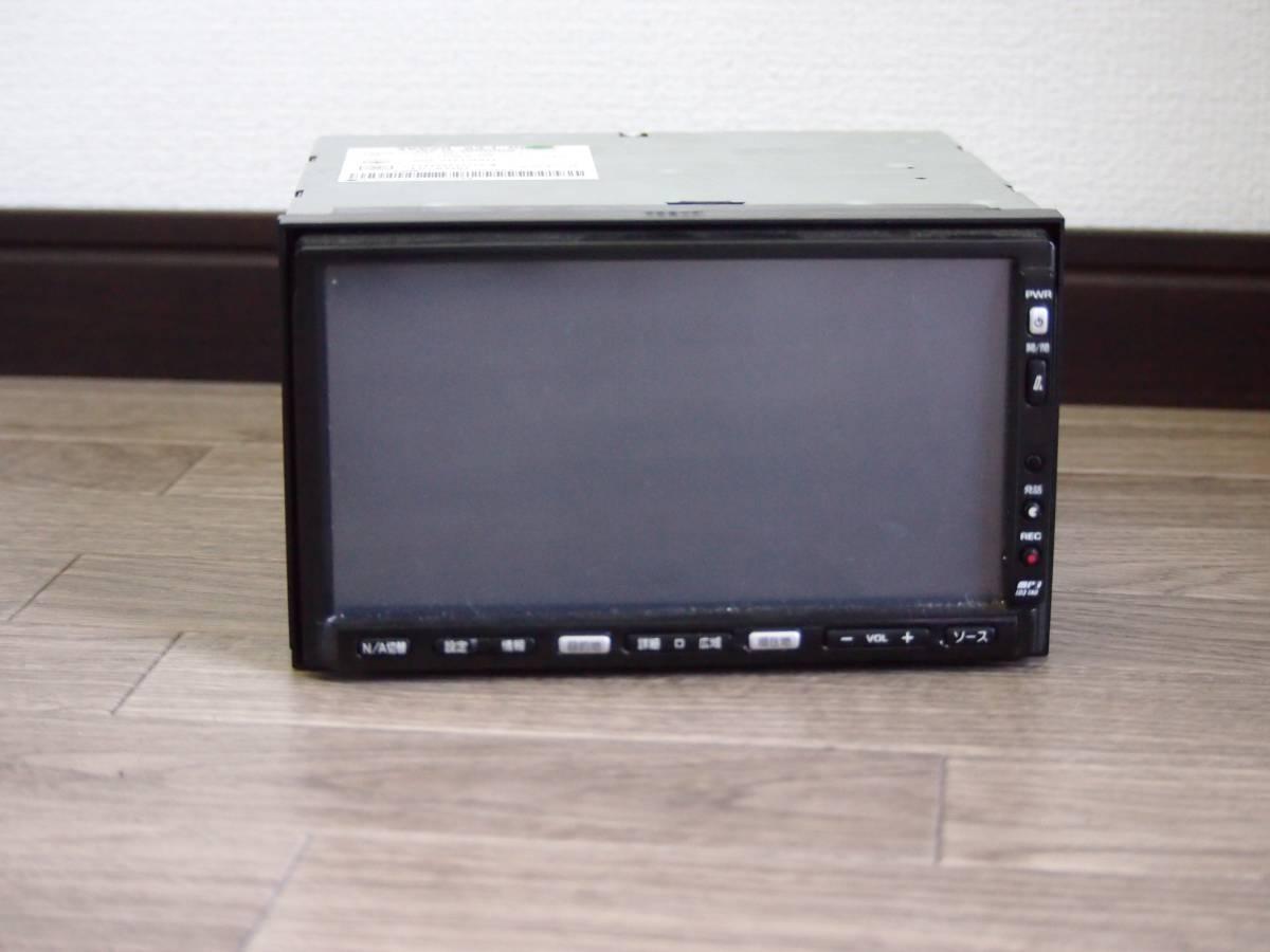 スズキ 純正 クラリオン QX-6577 HDDナビ_画像4