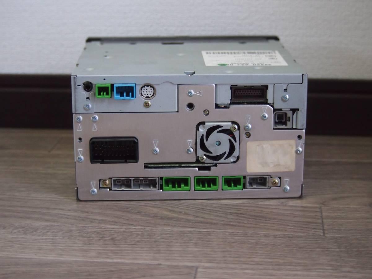 スズキ 純正 クラリオン QX-6577 HDDナビ_画像5