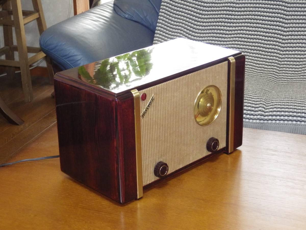 真空管ラジオ マツダ ZS-1130型 【整備済】_画像2