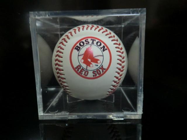 MLB ボストン レッドソックス コミッショナー 公式 ローリングス製 ケース付き グッズの画像