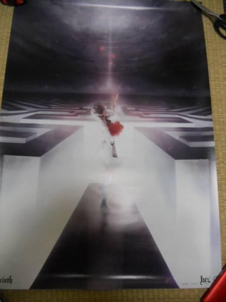 luz/Labyrinth-black- ボカロ歌い手 ポスター 2枚セット