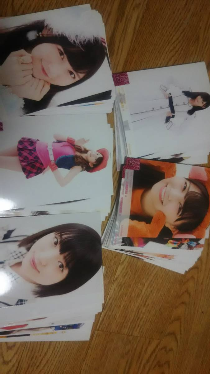 NMB48ランダム生写真10月100枚以上!山本彩、白間美瑠、矢倉楓子、太田夢、吉田朱里
