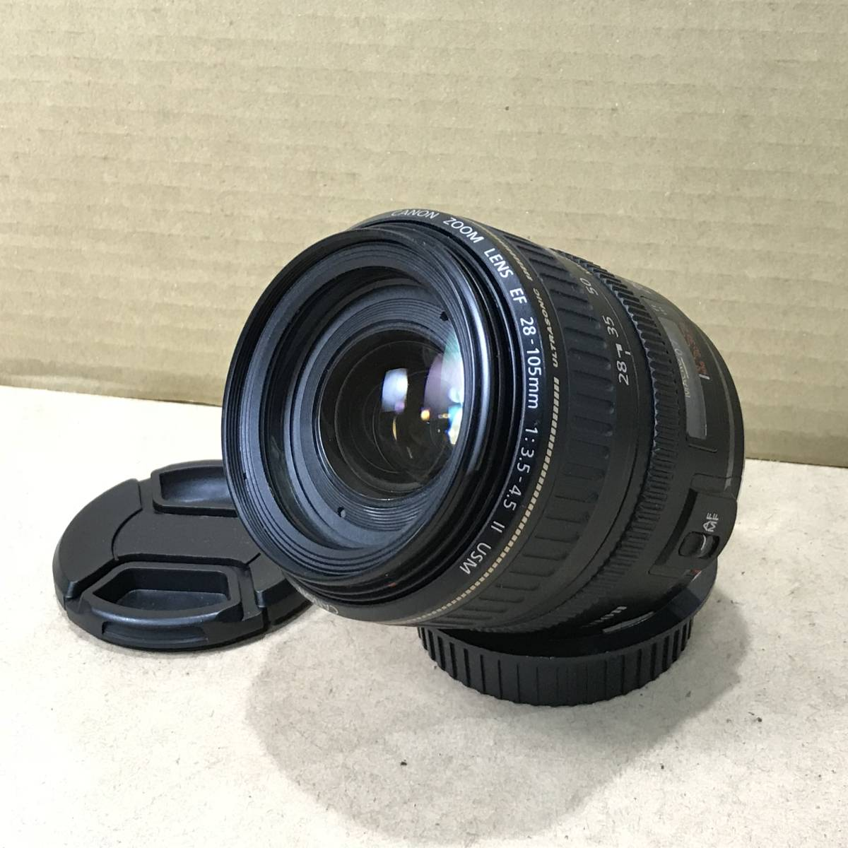 キャノン Canon EF 28-105mm 1: 3.5-4.5 II USM AF レンズ 一眼レフ カメラ 用 SLR Camera Film & Digital