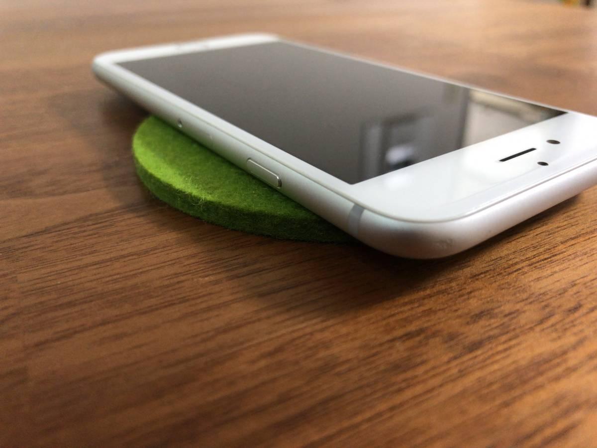 【美品】Apple iPhone6s 128GB シルバー / au購入 SIMロック解除済み SIMフリー_画像7