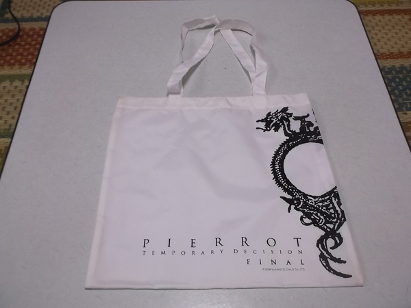 ▽ PIERROT ピエロ ★ 2006 【 手提げバッグ ♪美品 】 KIRITO キリト angelo