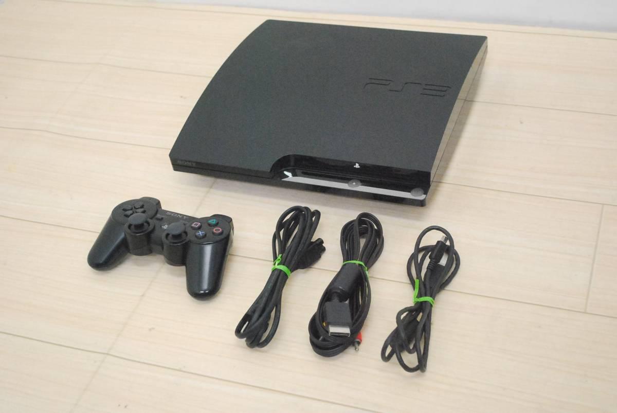 AA◎1円スタート!!SONY ソニー PlayStation3 PS3 160GB CECH-2500A 動作OK