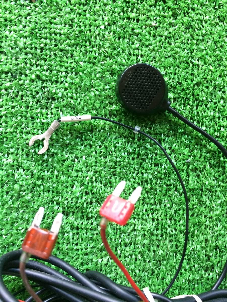 送料込み ETC パナソニック CY-ET908D 動作OK アンテナ分離型 音声案内 スイフト_画像4