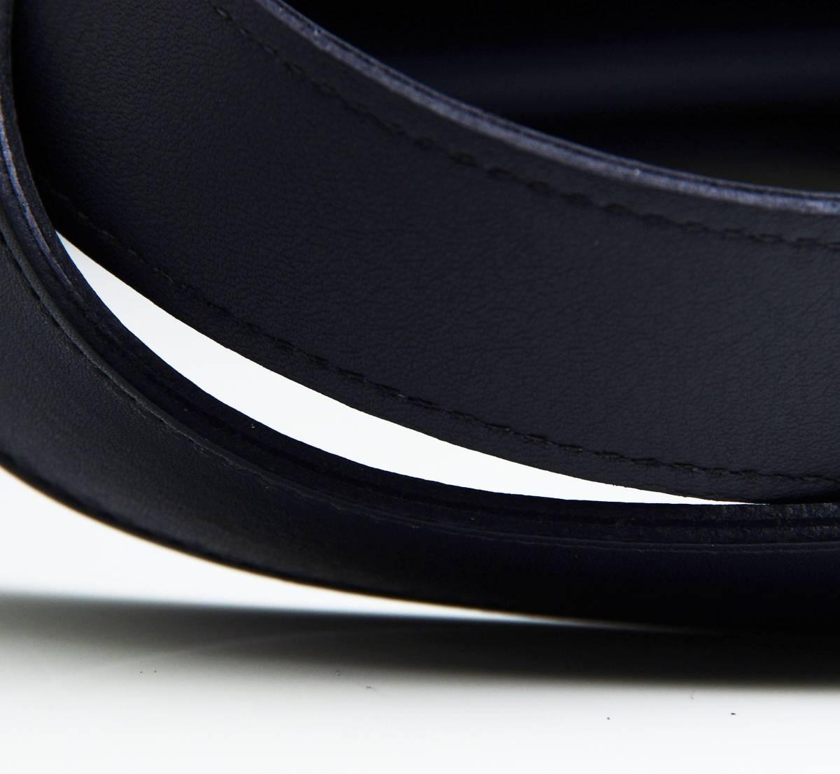 デットストック 極美品 オールドコーチ COACH トートバッグ ビジネスバッグ モスネイビー レザー メンズバッグ 牛革 A4ファイル 定価6万_画像6