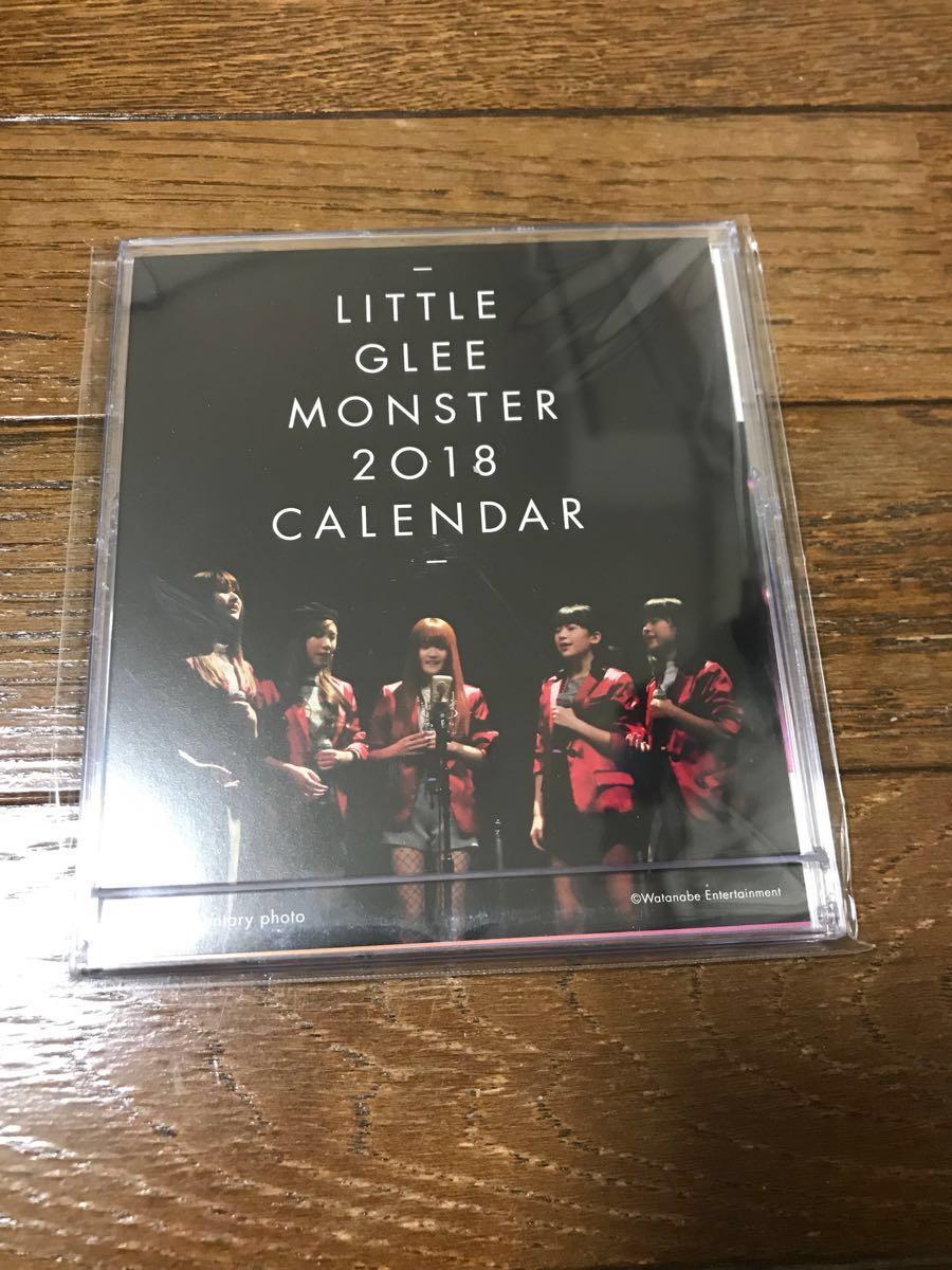 Little Glee Monster リトグリ 2018年 カレンダー