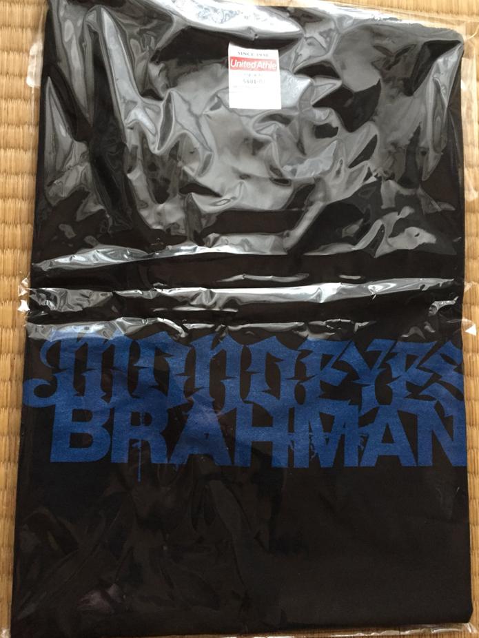 ★未使用新品★monoeyes BRAHMAN コラボTシャツ Lサイズ