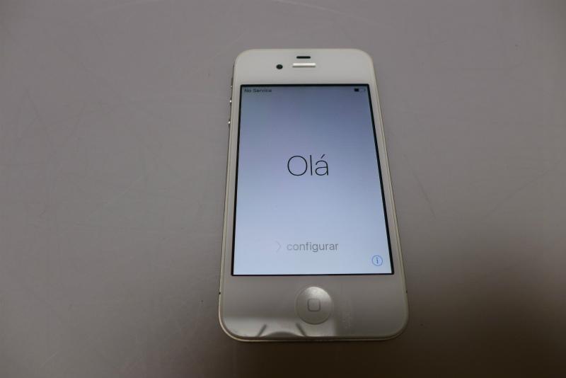 ◇1円売り切り◇Softbank iPhone4S 32GB ホワイト MD245J/A