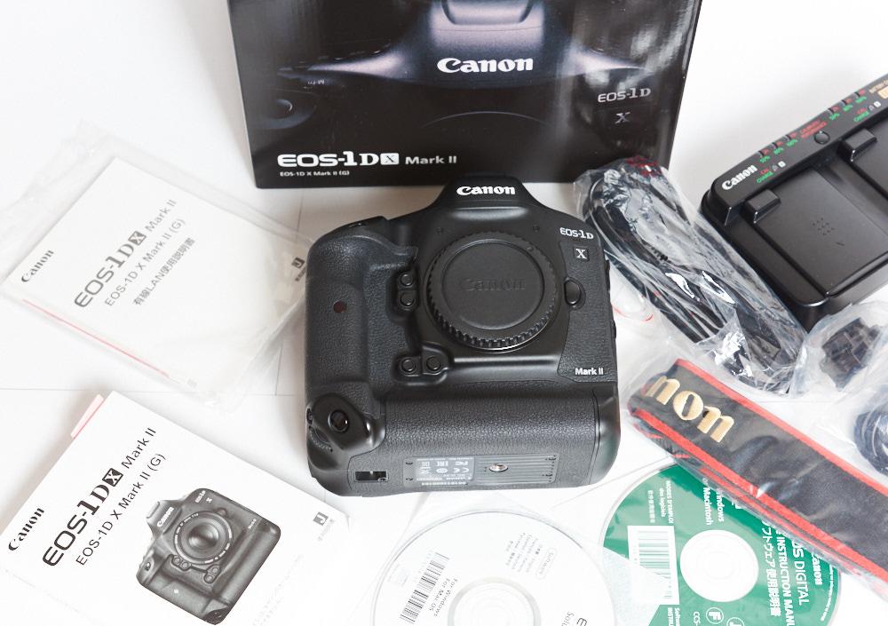 Canon キャノン EOS-1DX Mark II 来年まで購入店保証書有効