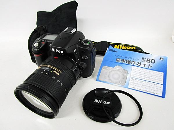 15/85-15 NIKON ニコン D80 カメラ NIKON DX AF-S NIKKOR 18-200mm 1:3.5-5.6 G ED レンズ