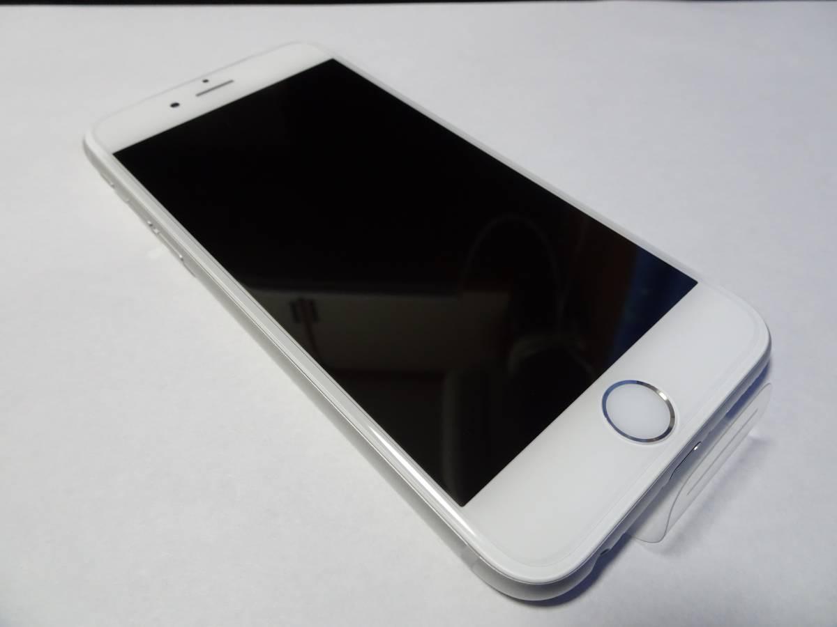 交換品 未使用 au iPhone6s 16GB シルバー SIMフリー