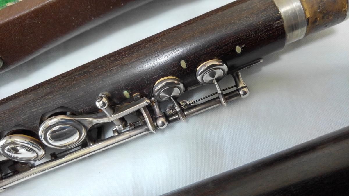 ルーダル カルテ ラドクリフモデル 木管_画像4