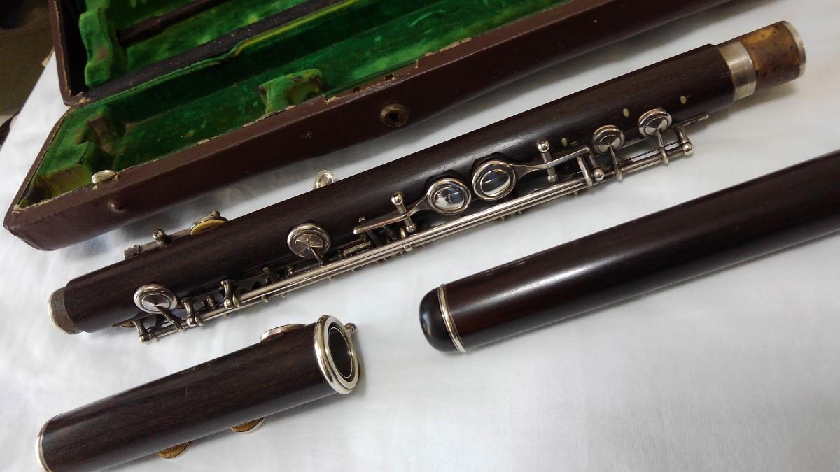 ルーダル カルテ ラドクリフモデル 木管_画像3