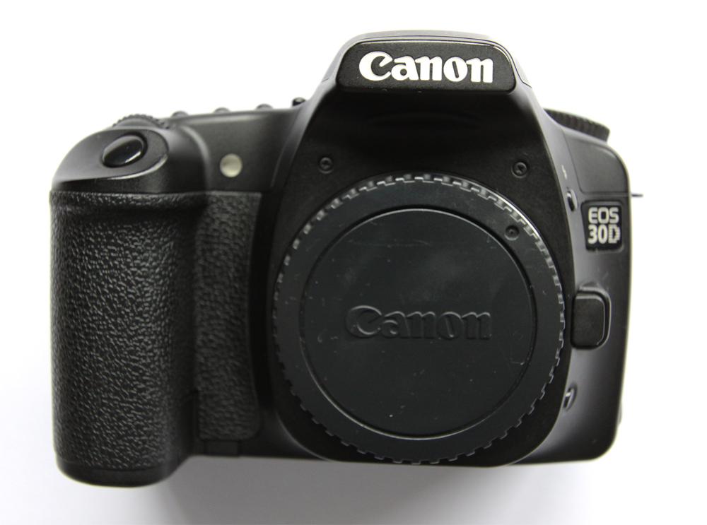 CANON(キャノン) EOS 30D ボディ 一式拍卖