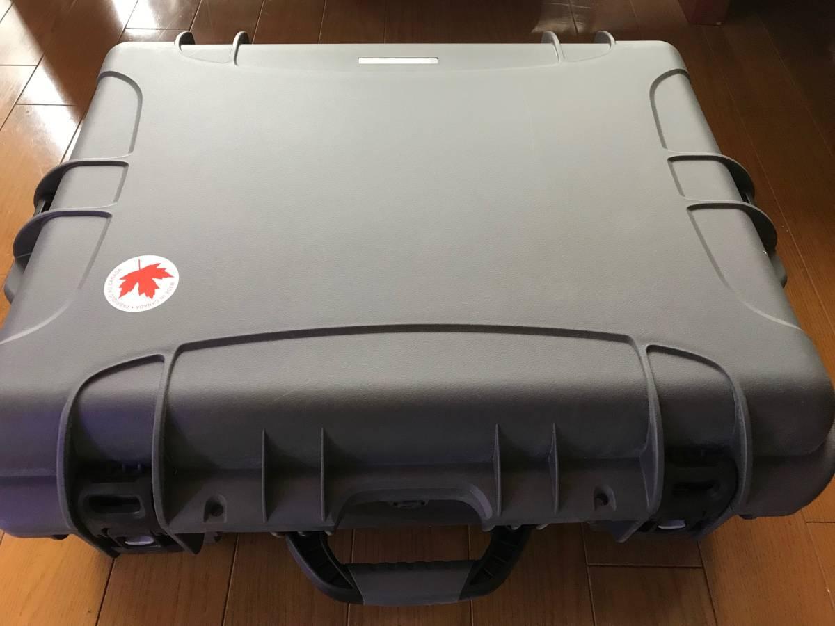 【中古美品】DJI PHANTOM 4 PRO +  予備バッテリー4個 NANUKケース付き