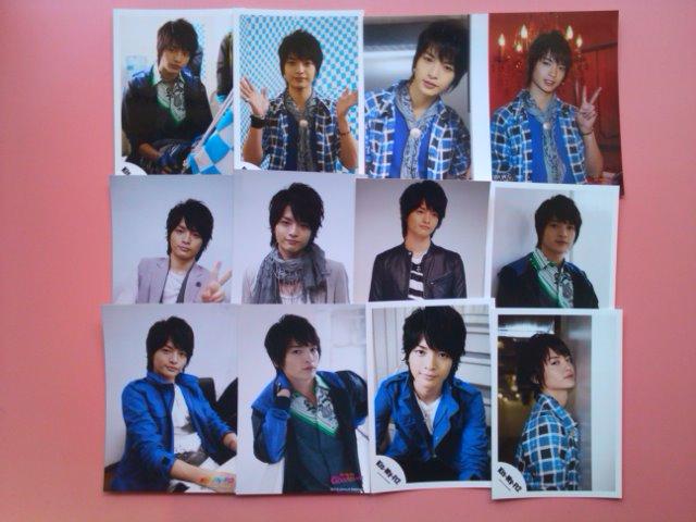 Kis-My-Ft2 玉森裕太 ジャニーズ 公式写真 12枚セット ② キスマイ