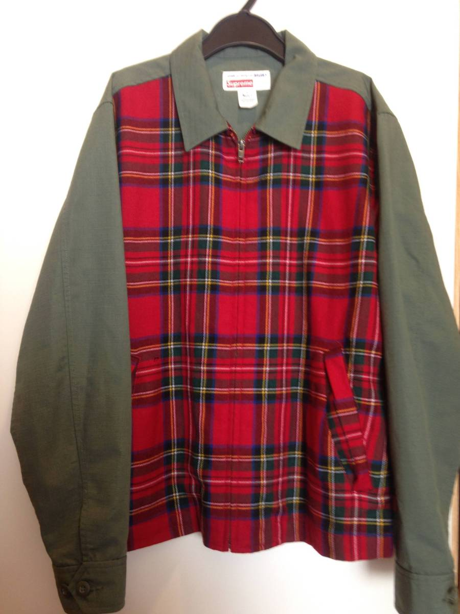 SUPREME シュプリーム ×COMME des GARCONS 15AW Work Jacket ワークジャケット オリーブ Size【S】 【新古品・未使用品】