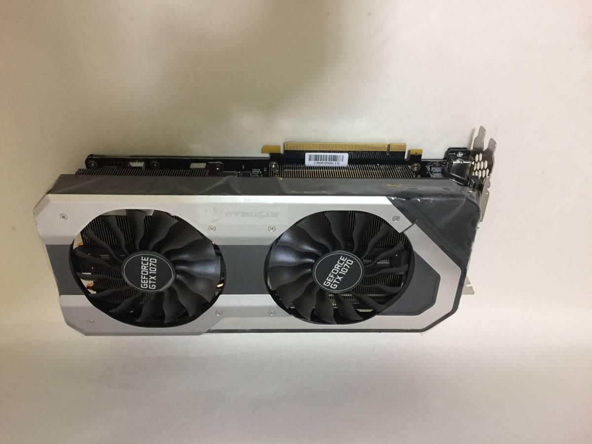 Palit GeForce GTX1070 8GB Super JetStream NE51070S15P2-1041J .