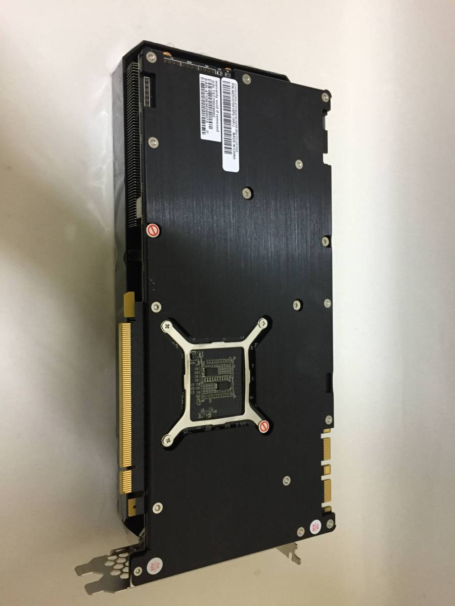 Palit GeForce GTX1070 8GB Super JetStream NE51070S15P2-1041J ._画像2