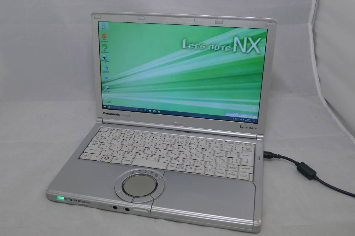 ★Let's note★CF-NX1★新品SSD240GB★8G★Office2016★Panasonic★ 【二年サポ】(NX001