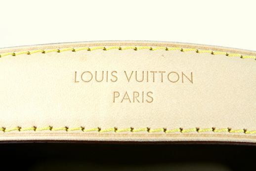 未使用品 LOUIS VUITTON ルイ ヴィトン NN14 PM マークジェイコブスのラストディレクション 2014年春夏コレクション M94600 ポーチ カデナ_画像6